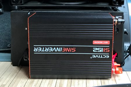 230V Wechserichter