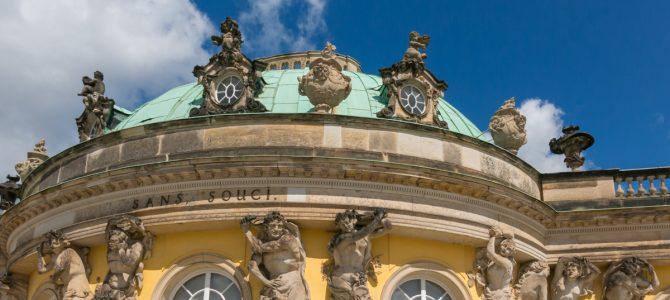 Galerie #6 – Schlösser und Gärten Potsdam