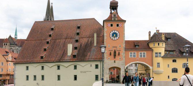 #16.1 – Viel Historisches in Regensburg
