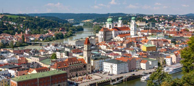 #16.2 Passau – Die Stadt der drei Flüsse