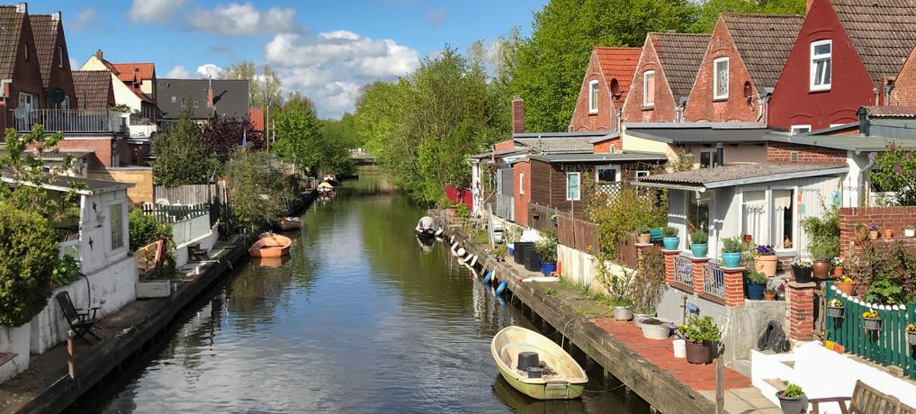 #44 – Pfingsten im Amsterdam des Nordens